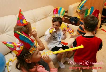 День рождения вашего малыша это