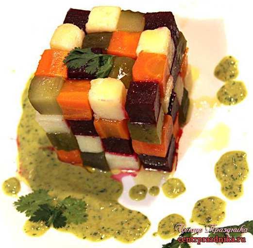 Винегрет Кубик-рубик