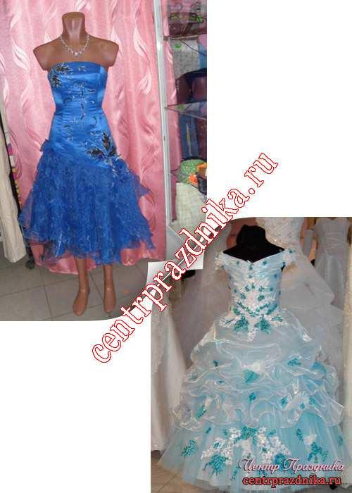 Необычные выпускные платья фото - Мой