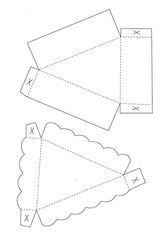 Как сделать коробку из цветной бумаги своими руками